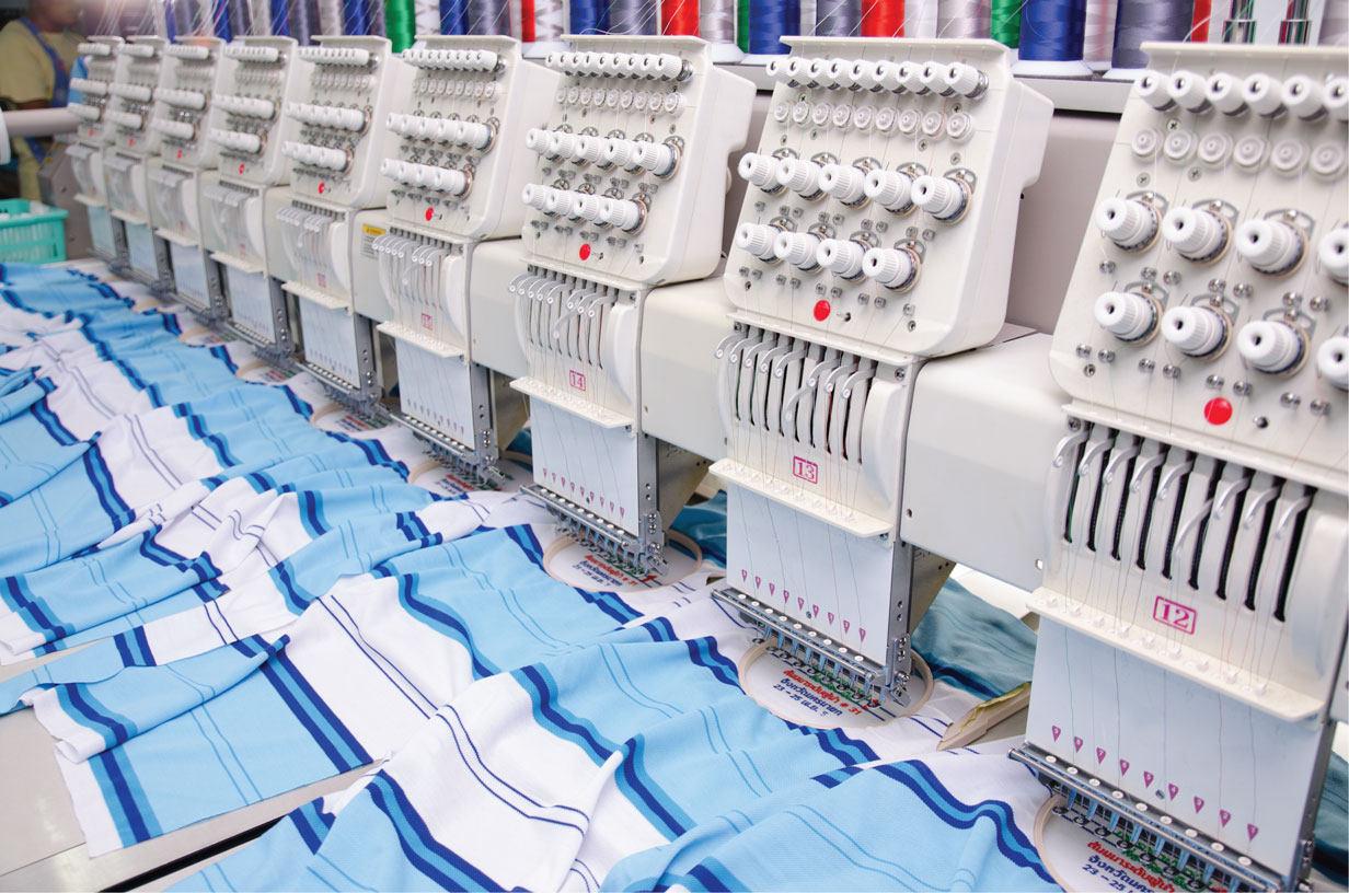 Embroidery Shop The Best Local Shop In Manvel And Alvin Make It